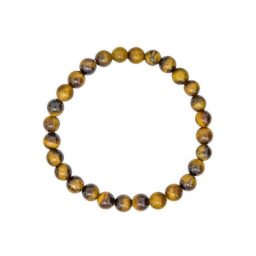 bracelet-oeil-de-tigre-lithothérapie-pierres-véritables-boules-6mm-2