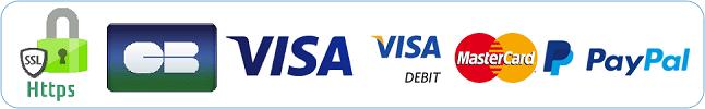 badge paiements sécurisés