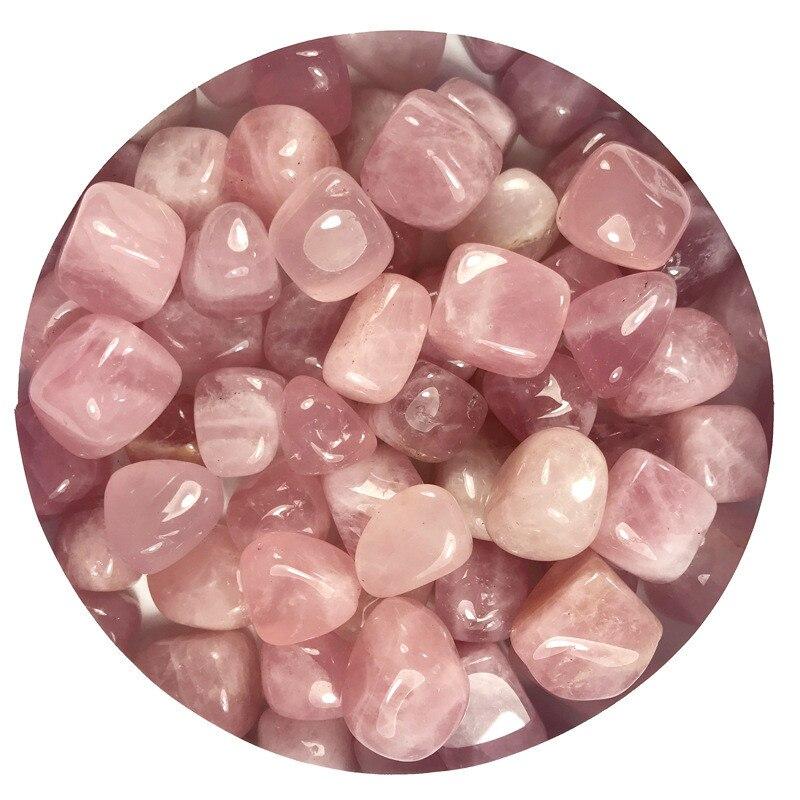 pierres quartz rose