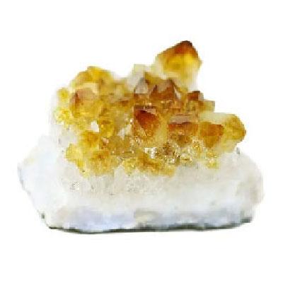 vertus pierre citrine