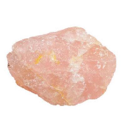 vertus pierre quartz rose