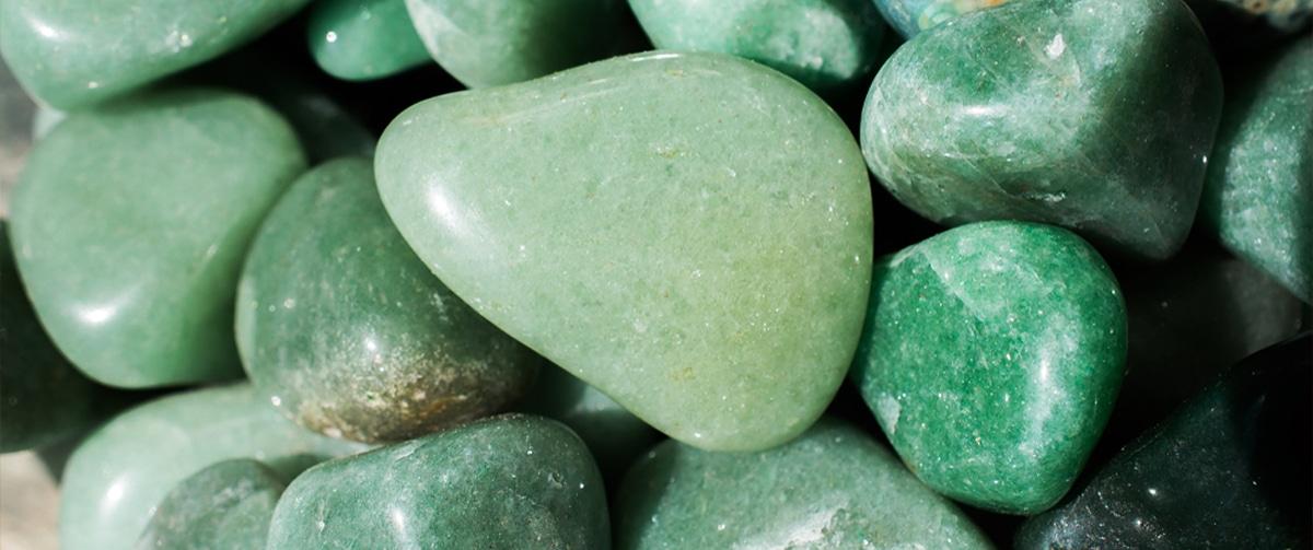 L'histoire de la pierre Aventurine