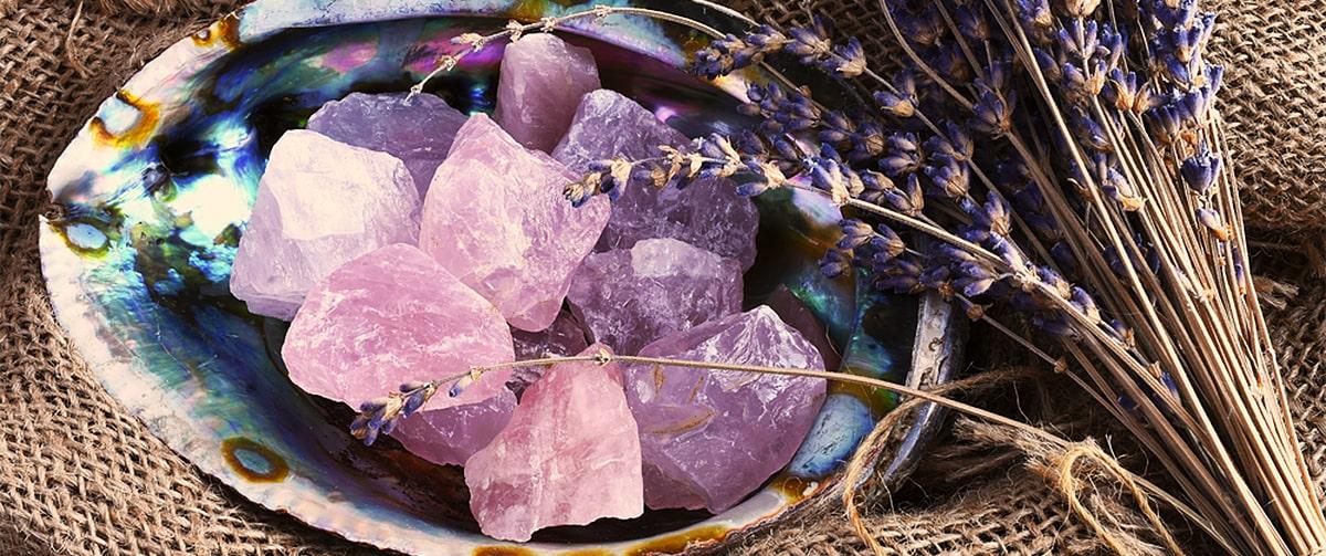L'histoire de la pierre Quartz rose