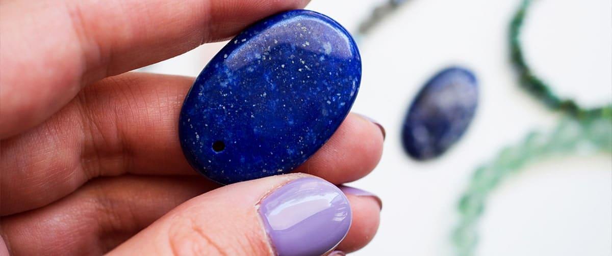 Mode d'utilisation de la pierre Lapis lazuli