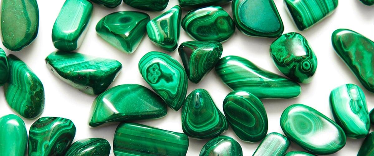 Mode d'utilisation de la pierre Malachite