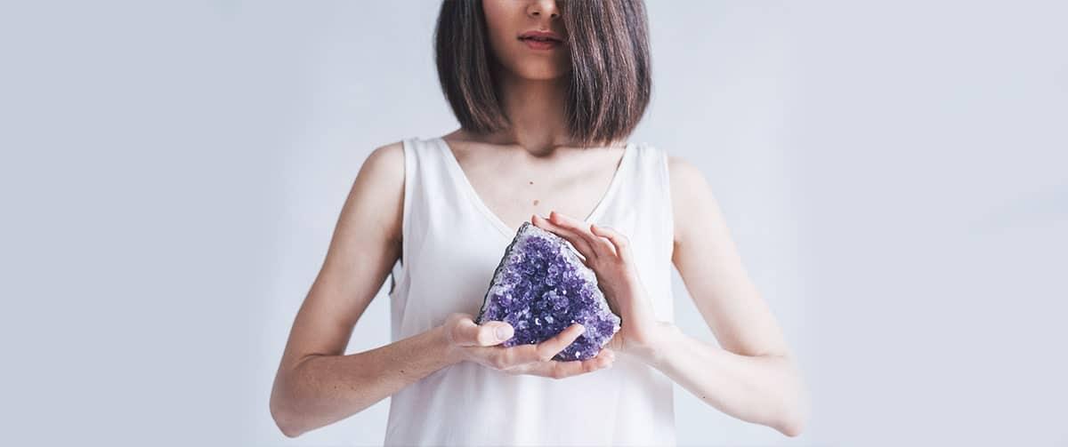 bienfaits pierre améthyste